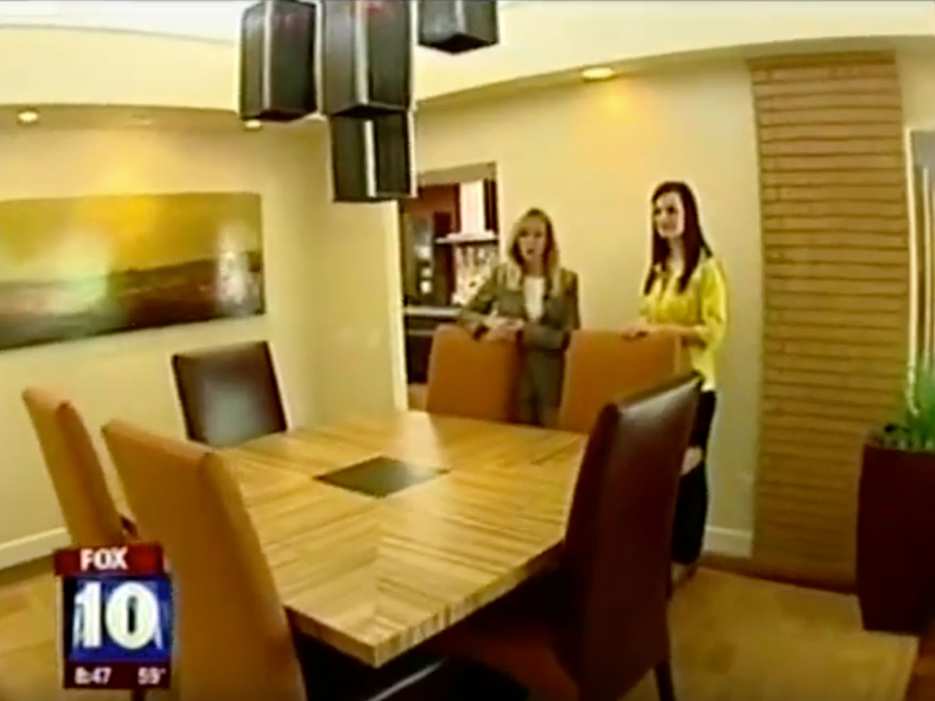 Fox 10 News – Cool House