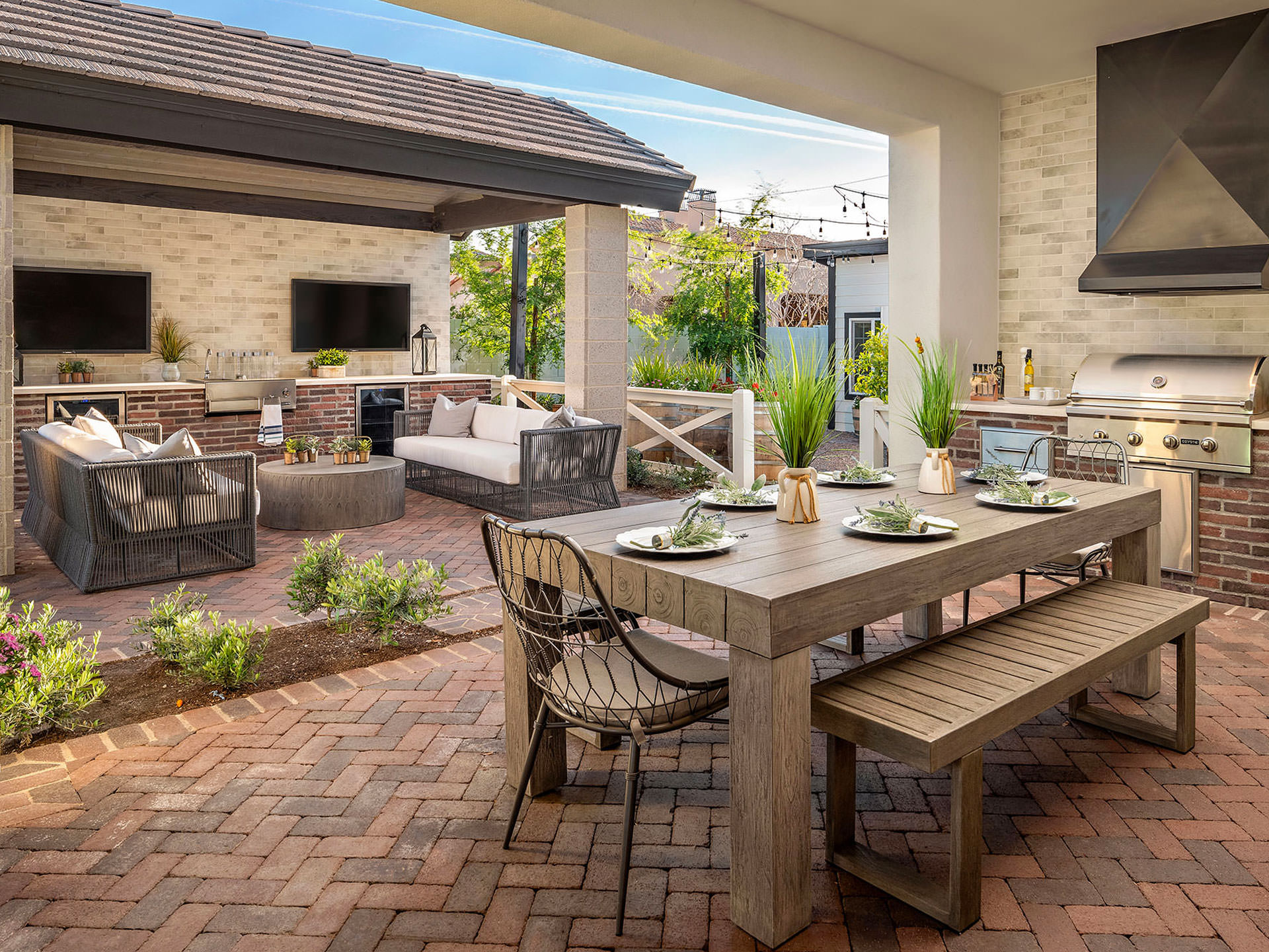 3rd Place - Outdoor Living Space