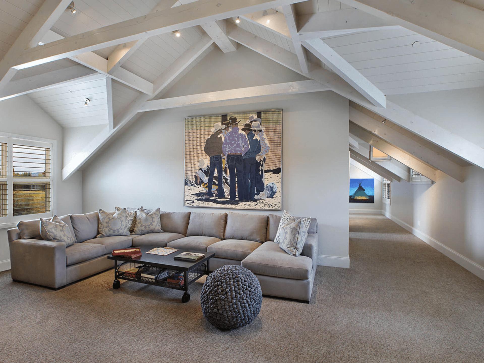 Contemporary Cabin Luxury in Jackson