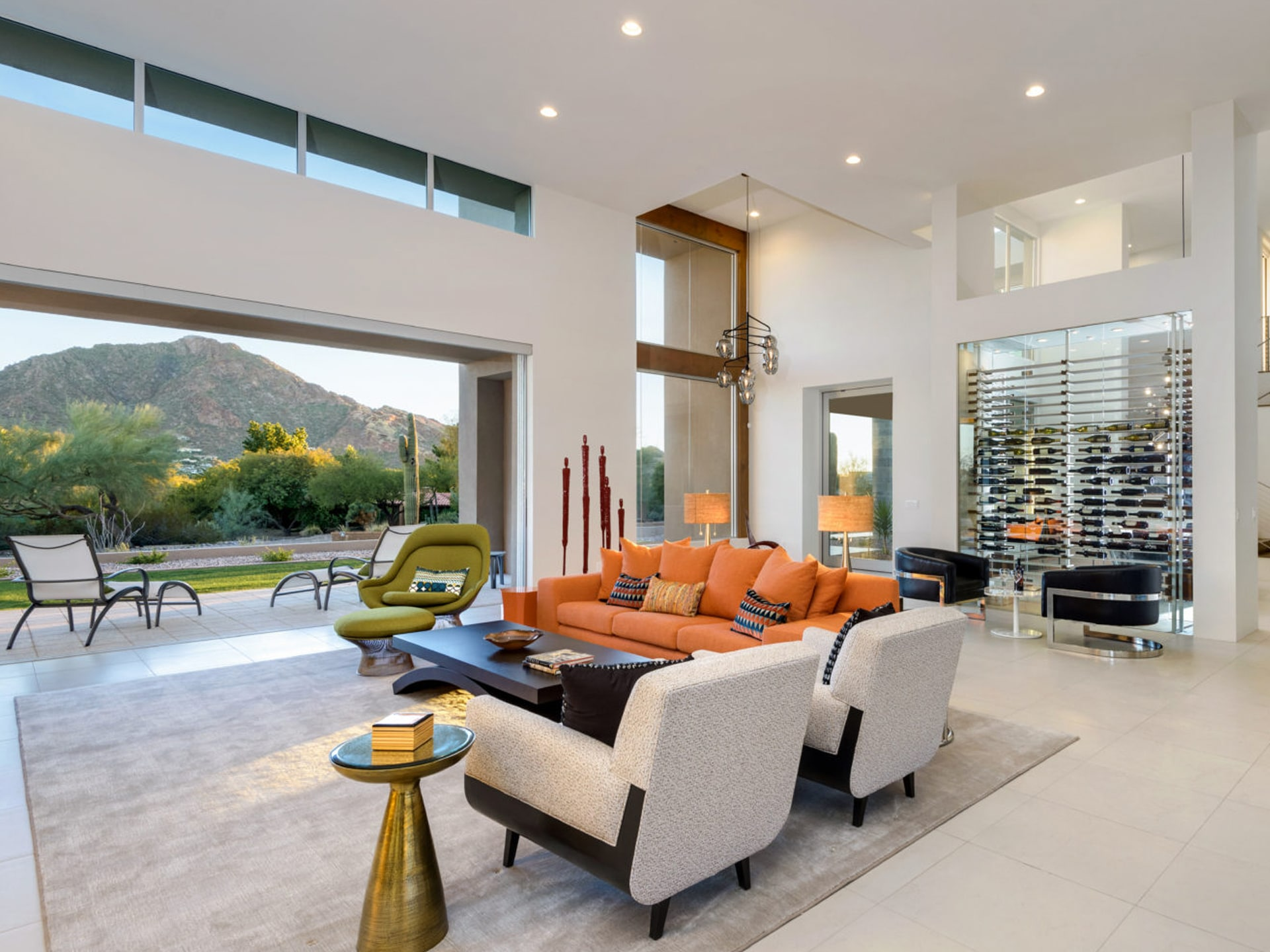 Custom Contemporary Paradise Valley Home